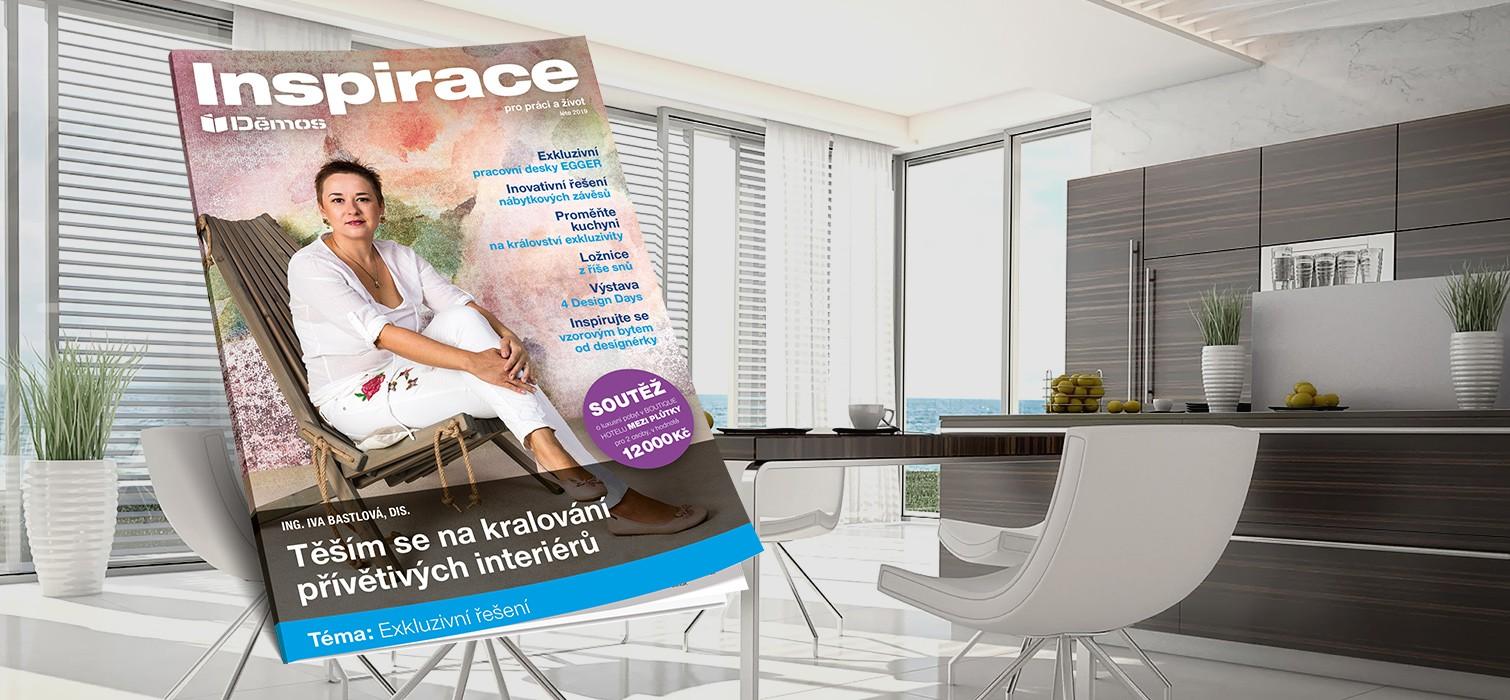 Letní číslo časopisu Inspirace