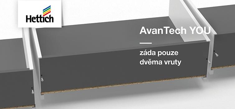 AvanTech YOU: Bez držáku