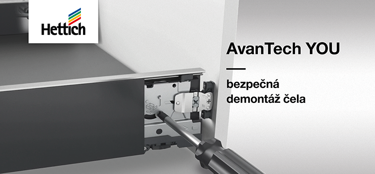AvanTech YOU: Čelo bezpečně