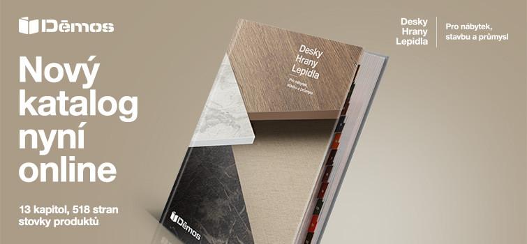 Katalog Desky, hrany, lepidla on-line
