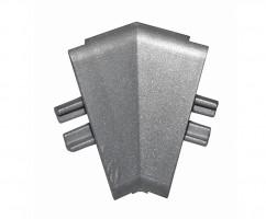 ROH VNITŘNÍ 135° L20/v/74 tmavě šedá