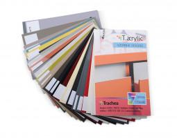 TRACHEA Vzorník T.Acrylic