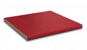 Pracovní deska P699 C Brilliant red 4100/900/39 spf