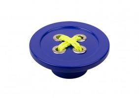 TULIP Knop Bottone modrá