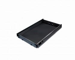 BBP-TipAer zásuvka 510 mm plastová černá pro bezúchyt. otevírání