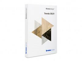 KRONOSPAN vzorník Trends 20/21 - dekorová kniha