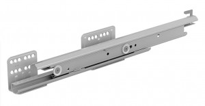 HETTICH 9239287 Actro 40kg plnovýsuv 500mm tl18mm silent system L