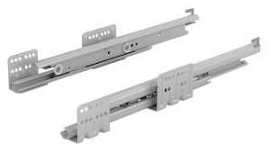 HETTICH 9240900 Actro 60kg 650 mm tl18 mm SiSy L+P