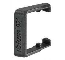 BLUM 70T4503.09 omezovač úhlu na 92° závěsu pro tenký materiál, Cristallo new