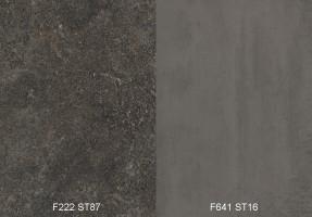 Zástěna F222 ST87/F641 ST16 4100/640/9,2