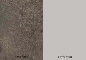 Zástěna F061 ST89/U763 ST76 4100/640/9,2