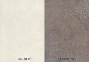 Zástěna F029 ST89/F649 ST16 4100/640/9,2