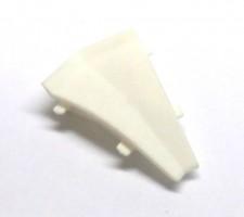 TL Egger vnitřní roh 135°  bílá