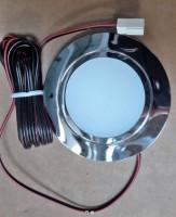 STRONG Akis 6, 1,44W/n12V/studená bílá chrom AMP