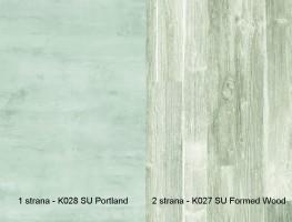 Zástěna K027 SU/K028 SU 4100/640/10
