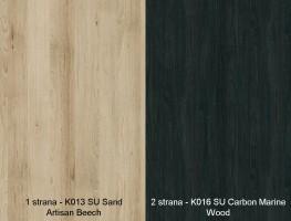 Zástěna K013 SU/K016 SU 4100/640/10