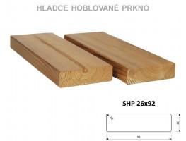 TERASY ThermoWood HRANOL SHP 26/92/3000
