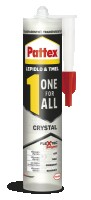 LEP-PATTEX One for all  CRYSTAL 290ml