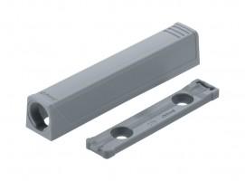 BLUM 956A1201 Tip-on přímý adaptér, 76mm, šedý