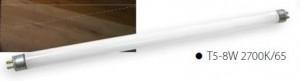 SK-lineární zářivka T5-8W-4000K/65 neutrální