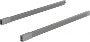 HETTICH 9150514 ArciTech reling 350 mm antracit L+P