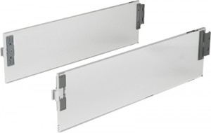 HETTICH 9122992 ArciTech DesignSide 126/300 mm sklo