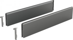 HETTICH 9122913 ArciTech TopSide 94/400 mm antracit