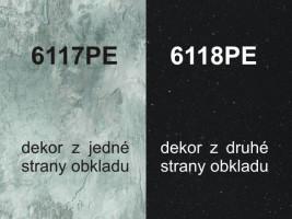 Zástěna 6117PE/6118PE 4100/640/10