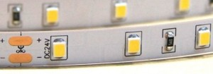 STRONG LED pásek 12W/m (120) 24V bílá neutrální