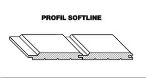 Palubky sauna Osika SOFTLINE 2000/96/16