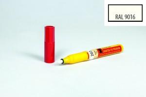 VOSK-Opravný FIX na hrany RAL 9016 bílá