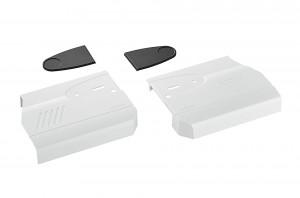 BLUM 20K8000 krytky HK bez Servodrive bílé