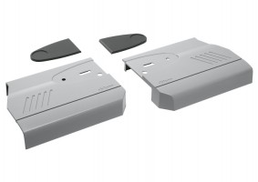 BLUM 20K8000 krytky HK bez Servodrive šedé