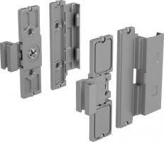 HETTICH 9122998 ArciTech DesignSide spojky/94/186 mm