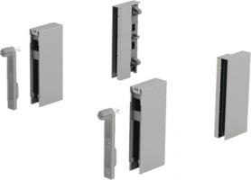 HETTICH 9122973 ArciTech DesignSide Adaptér 94 stříbrný
