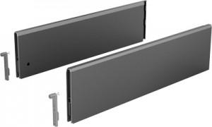 HETTICH 9122958 ArciTech TopSide 126/500 mm antracit