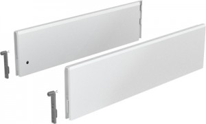 HETTICH 9122951 ArciTech TopSide 126/400 mm bílý