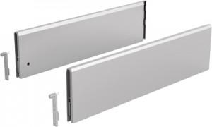 HETTICH 9122949 ArciTech TopSide 126/400 mm stříbrný