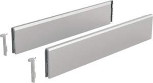 HETTICH 9122916 ArciTech TopSide 94/450 mm stříbrný