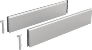 HETTICH 9122912 ArciTech TopSide 94/400 mm stříbrný