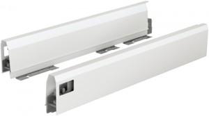 HETTICH 9121243 ArciTech bok 94/350 mm bílý L