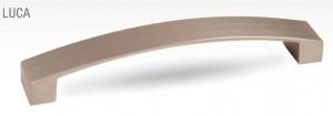 TULIP úchytka Luca 160 imitace nerezi + šroubky