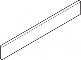 """BLUM Z37A617C zásuvný prvek Antaro """"C"""" 650 bílý"""