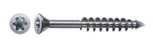 SPAX vrut M 3,5x50/35 zápustná hlava TXS,W,C, částečný závit