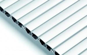 REHAU roletový profil E4 hliník (plast)