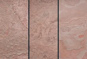 Kamenná dýha Terra Red 1220/610/1-2,5