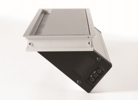 VersaFlap 3+0 s průchodkou 240x120 mm