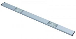 SB-Elegant II 400mm 5W/n12V/teplá bílá/alu