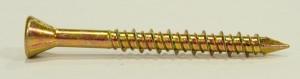Cetris vrut 4,2x45/25 zinek žlutý