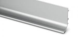 HETTICH 9210115 Úchytková lišta Canis L, L3500, eloxovaný hliník